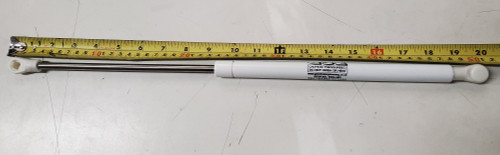 Gas Strut (GES 2958- 400N White Powder Coated)