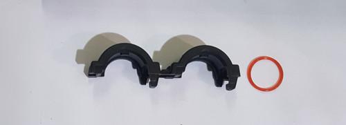 Quarter-Turn Collar & O-Ring Kit (11mm connector)