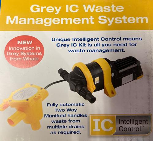 24V Grey IC Waste Management System