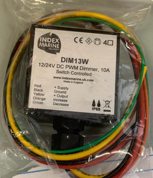 Bimini Dimmer (DIM13W 12/24V DC 10A)
