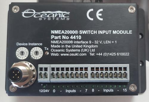 Oceanic Systems Input Module