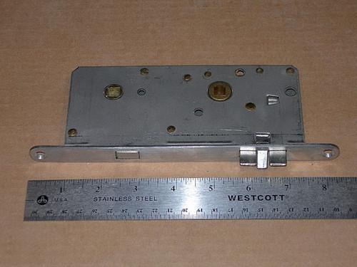 Interior Door Lock (Stainless Steel, Left Hand)