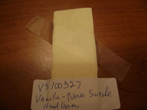 Nova Suede Vanilla