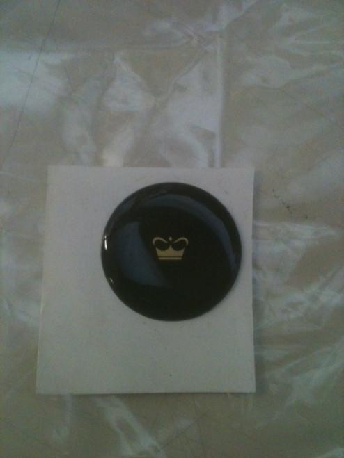 Princess Crown Steering Wheel Logo
