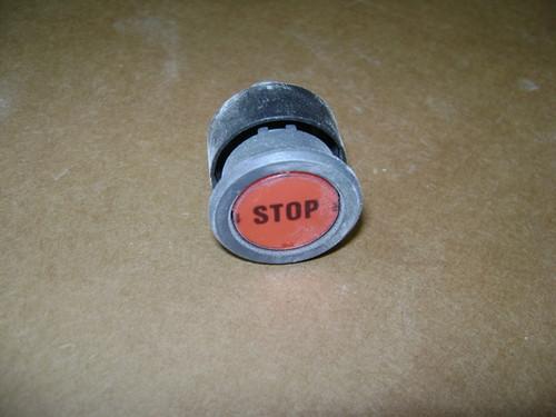 stop Button actuator