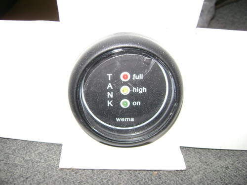 Gauge Holding Tank - 3 Light
