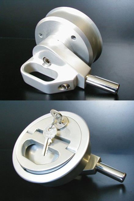 Latch Hatch Pull Handle (with Lock)