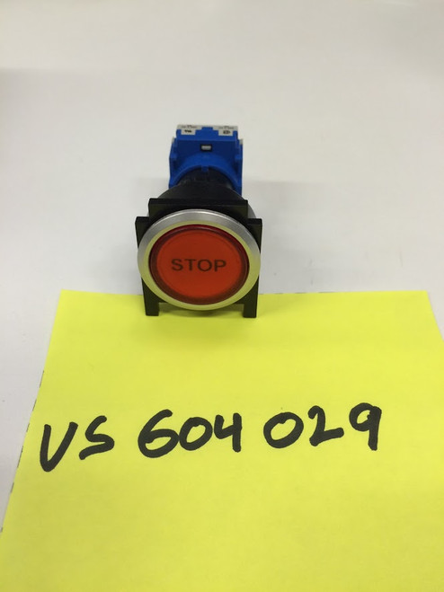 Engine Stop Button