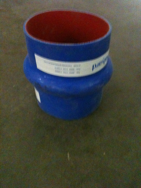 """Exhaust Hose - 7""""ID x 9"""" Hump Silicone"""