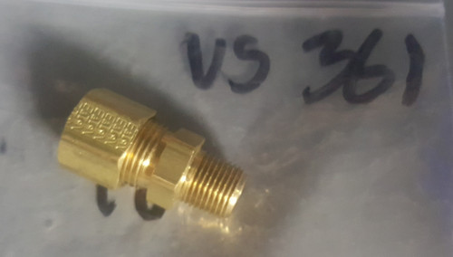 "Buell Compression Fitting (1/8"")"