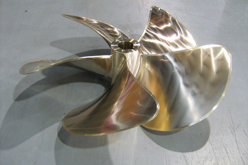 Propeller (Left Hand Only) 38 x 49  5-Blade 75 Motor Yacht 03