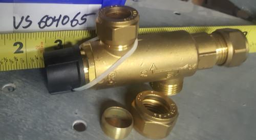 "1/2"" Mixer valve hot water heater"