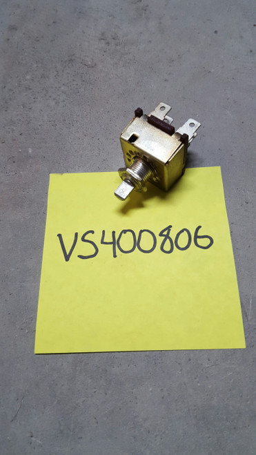 Helm Switch Demister -3 Positions- 24V