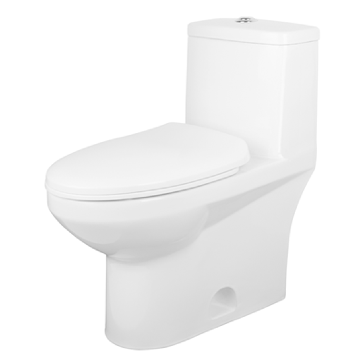 Rubi Kana One Piece Dual Flush Toilet White York Taps