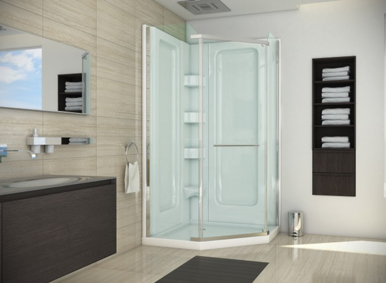 Mirolin Sorrento 42 Neo Angle Multi Piece
