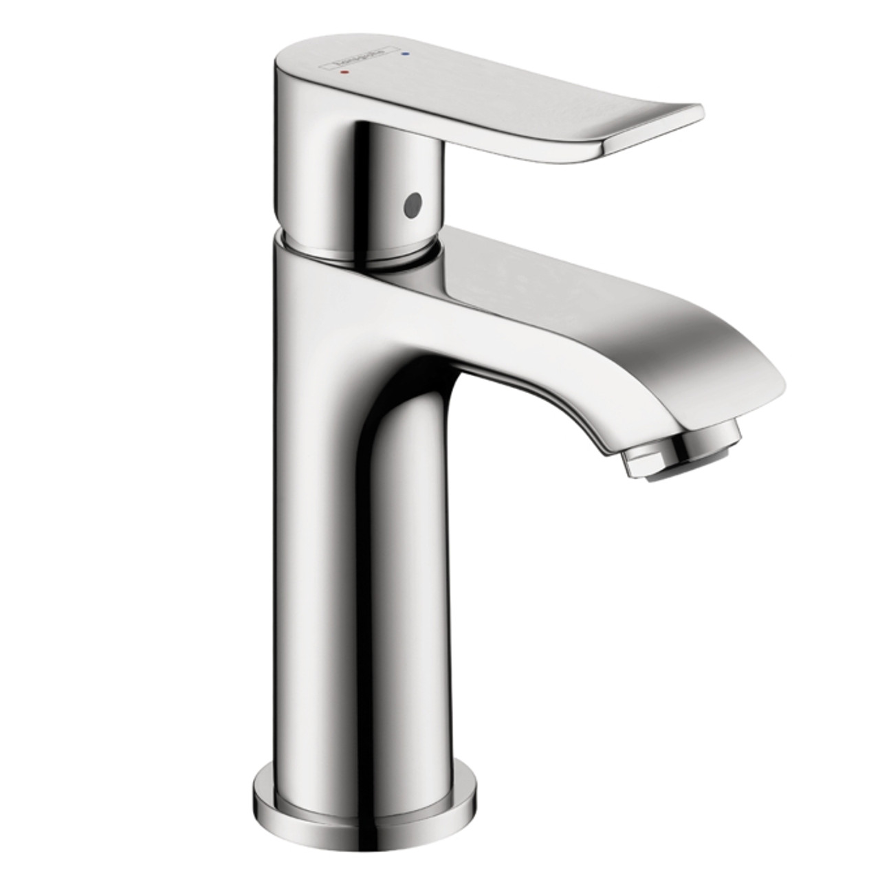 Hansgrohe Metris 100 Single Hole Faucet Chrome Finish York Taps