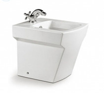 Sapphire Single Hole Bidet White **FLOOR MODEL SALE**