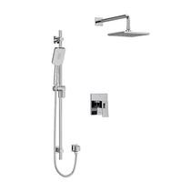Riobel Zendo thermostatic/pressure balance system Chrome