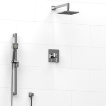 Riobel Mizo 2-way Shower System (thermostatic) coaxial complete including valve