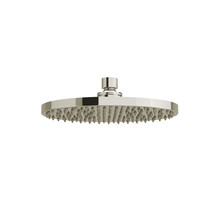 "Riobel 20 cm (8"") Round Shower Head Polished Nickel"