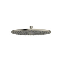 "Riobel 30 cm (12"") Round Shower Head Brushed Nickel"