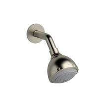 Riobel 3-Jet Shower Head with Arm Brushed Nickel - 308BN