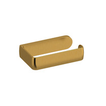 Riobel Ciclo Paper Holder Brushed Gold - CI3BG