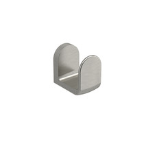 Riobel Ciclo Robe Hook Brushed Chrome - CI0BC