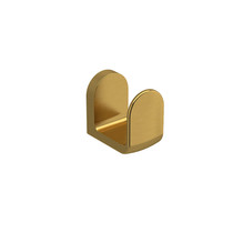 Riobel Ciclo Robe Hook Brushed Gold - CI0BG