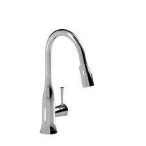 Riobel Edge Prep Sink Kitchen Faucet With Spray