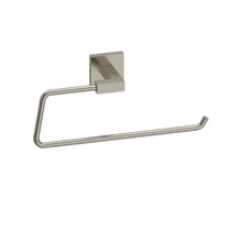 Riobel KS Towel Ring Brushed Nickel - KS7BN