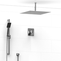 Riobel Optimum 2-Way Shower Kit Chrome Finish