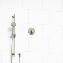 Riobel Pallace Type P (Pressure Balance) Shower Brushed Nickel