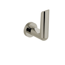 Riobel Parabola Towel Hook Polished Nickel - PB7PN