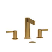 "Riobel Paradox 8"" Lavatory Faucet Brushed Gold"