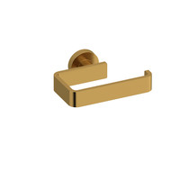Riobel Paradox Paper Holder Brushed Gold - PX3BG