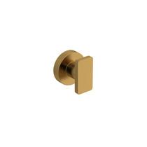 Riobel Paradox Robe Hook Brushed Gold - PX0BG