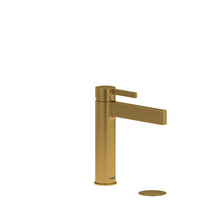 Riobel Paradox Single Hole Lavatory Faucet Brushed Gold