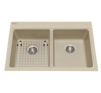 Kindred Topmost kitchen sink KGDL2233/9