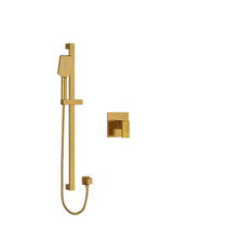 Riobel Reflet Type P (Pressure Balance) Shower Brushed Gold