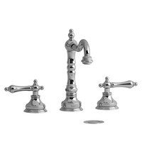 "Riobel Retro 8"" Lavatory Faucet Chrome Finish"