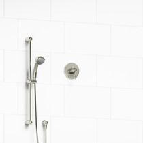Riobel Retro Type P (Pressure Balance) Shower Polished Nickel
