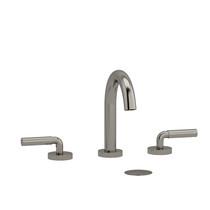 """Riobel Riu 8"""" Lavatory Faucet Brushed Nickel"""