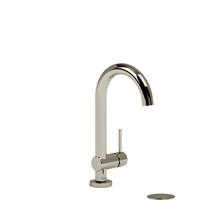 Riobel Riu Single Hole Lavatory Faucet Polished Nickel Finish