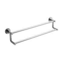 "Riobel Star 60 cm (24"") Double Towel Bar Chrome - ST6C"
