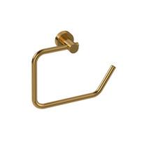 Riobel Star Paper Holder Brushed Gold - ST3BG