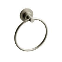 Riobel Star Towel Ring Brushed Nickel - ST7BN