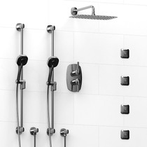 Riobel Venty 4-Way Shower KIT#783VYC