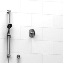 Riobel Venty Single Control Shower Chrome