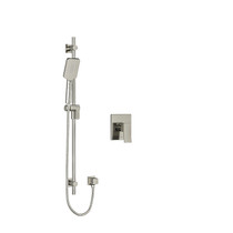 Riobel Zendo Type P (Pressure Balance) Shower Brushed Nickel